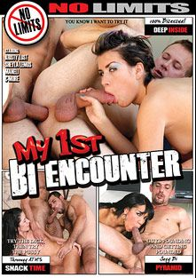 My 1st Bi Encounter, starring Renny Castro, Talles Wells, Georgio Black, Sheyla Lemos, Luis Bigdog, Kristi Lust, Manell, Ricardo Degam, Andre Dumont, Max, Junior, Nikita and Alexandra, produced by Mile High Media and No Limits Productions.