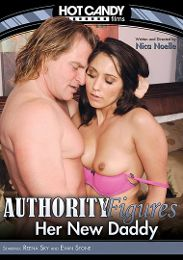 "Featured Studio - Hot Candy presents the adult entertainment movie ""Authority Figures: Her New Daddy""."