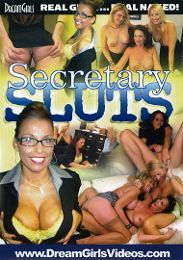"Just Added presents the adult entertainment movie ""Secretary Sluts""."