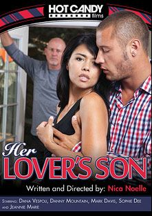 Her Lover's Son, starring Jeannie Marie, Sophie Dee, Dana Vespoli, Danny Mountain and Mark Davis, produced by Hot Candy Films.