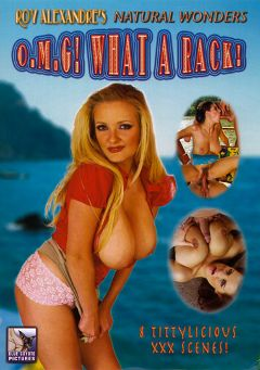 "Adult entertainment movie ""O.M.G. What A Rack"". Produced by Blue Coyote Pictures."