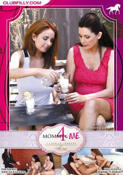 "Adult entertainment movie ""Mommy And Me 4"" starring Amber Cox, Eden Alexander & Ashley Graham. Produced by Filly Films."