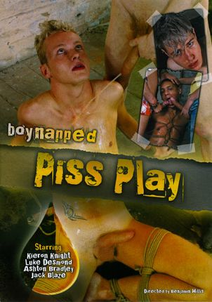 Gay Adult Movie Boynapped 5: Piss Play