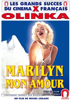 "Adult entertainment movie ""Marilyn, My Sexy Love"" starring Marilyn Lamour, Gerard Gregory & Antony Ray. Produced by ALPHA-FRANCE."
