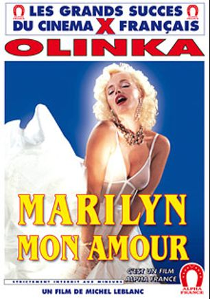 Marilyn, My Sexy Love - French, starring Marilyn Lamour, Gerard Gregory, Antony Ray, Maria Granada, Chantal Trobert, Eric Dray, Dominique Aveline, Andre Kay, Laura Claire and Gabriel Pontello, produced by ALPHA-FRANCE.