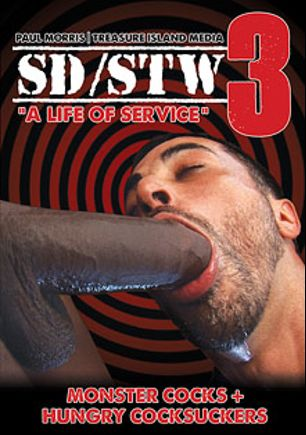 Suck Dick Save The World 3, starring Truckee, Nick Forte, Javin, James Roscoe, Sky (m), Tony (TIM), Phoenix (m), Bill, Dan Fisk, Blake, Gabe, Alex Cross, Blue, Cory, Oliver, Shane and Danny *, produced by Treasure Island Media.