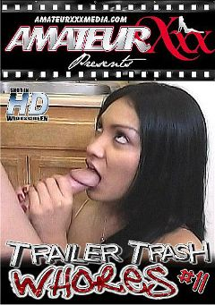"Adult entertainment movie ""Trailer Trash Whores 11"" starring Honney Bunny, Batgirl & Malissia. Produced by Platinum Media."