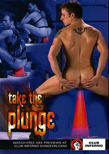 Take The Plunge, starring Brok Austin, Trent Bloom, Brian Bonds, Sebastian Keys, Evan Matthews and Jessie Balboa, produced by Falcon Studios Group, Hot House Entertainment and Club Inferno.