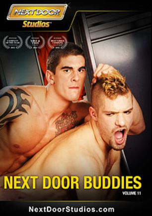 Next Door Buddies 11, starring Tyler Torro, Adam Wirthmore, Parker London, Brandon Lewis, James Jamesson, Taylor Aims, Christian Wilde, Shane Frost, Jake Steel and Ryan *, produced by Next Door Studios.