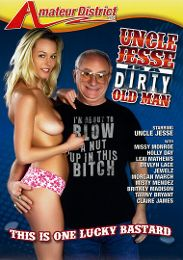 """Just Added presents the adult entertainment movie """"Uncle Jesse Is A Dirty Old Man""""."""