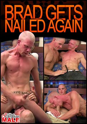 Gay Adult Movie Brad Gets Nailed Again