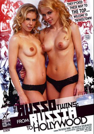 The Russo Twins: From Russia To Hollywood, starring Tati Russo, Taylor Russo, Alexa Nicole, Asphyxia, Dane Cross, Toni Ribas, Lee Stone and John Strong, produced by Vivid Entertainment.