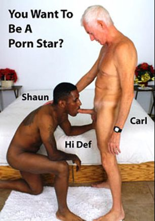 You Want To Be A Pornstar, starring Shaun Arnold and Carl Hubay, produced by Hot Dicks Video.