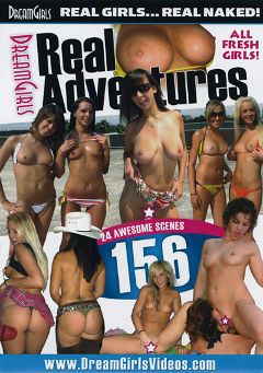 "Adult entertainment movie ""Real Adventures 156"" starring Alora. Produced by Dream Girls."