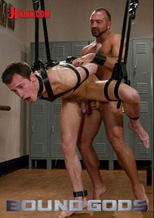 Bound Gods: Josh West And Kyle Quinn, starring Kyle Quinn and John West, produced by KinkMen.