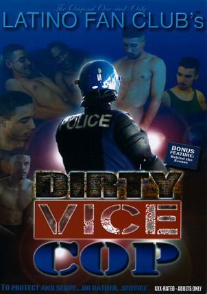 Gay Adult Movie Dirty Vice Cop