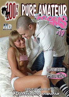 100 Percent Pure Amateur Teens 19, starring Nesti Shy, Brita, Elin, Sissy and Kelly, produced by Platinum Media.