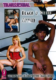 "Adult entertainment movie ""Transsexual Beauty Queens: Black And White Affair"". Produced by Androgeny Production."