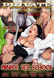 Straight Adult Movie Private Gold 154: Private Sex School