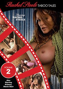 Taboo Tales 2, starring Stacie Starr, Rachel Steele and Arianna, produced by Rachel Steele.