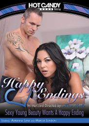 "Featured Category - All Sex presents the adult entertainment movie ""Happy Endings: Sexy Young Beauty Wants A Happy Ending""."