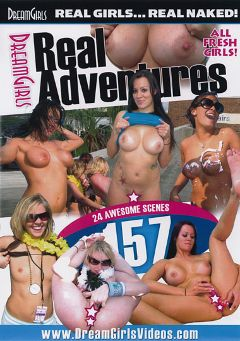 "Adult entertainment movie ""Real Adventures 157"" starring Mandy. Produced by Dream Girls."