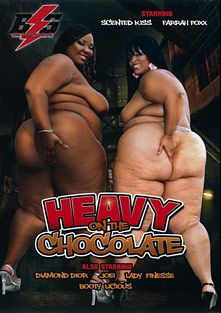Heavy On The Chocolate, starring Farrah Foxx, Scented Kisses, Bootylicious, Diamond Dior, Joei Deluxxx and Lady Finesse, produced by Black Storm Pictures.