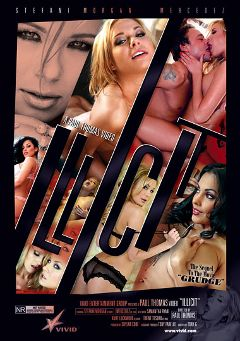"Adult entertainment movie ""Illicit XXX"" starring Stefani Morgan, Samantha Ryan & Mercedez (I). Produced by Vivid Entertainment."
