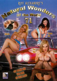 "Adult entertainment movie ""Natural Wonders Of The World 71"" starring Jasmine Rose, Stella Fox & Christina Jolie. Produced by Blue Coyote Pictures."