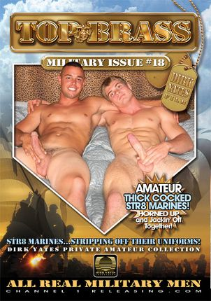 Gay Adult Movie Top Brass Military Issue 18