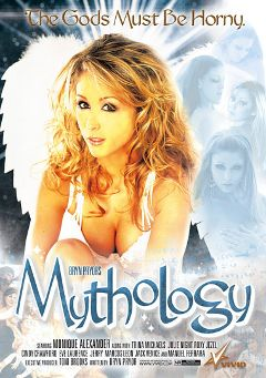 "Adult entertainment movie ""Mythology"" starring Eve Laurence, Jerry Kovacs & Jack Venice. Produced by Vivid Entertainment."