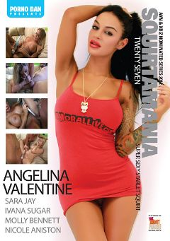 "Adult entertainment movie ""Squirtamania 27"" starring Angelina Valentine, Molly Bennett & Nicole Aniston. Produced by Porno Dan Presents."