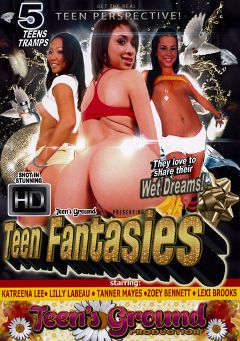 "Adult entertainment movie ""Teen Fantasies"" starring Katreena Lee, Fey Knight & Tanner Mayes. Produced by Teen's Ground."