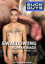 Gay Adult Movie Swallowing Roman Rage