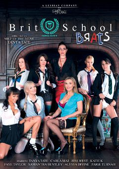 "Adult entertainment movie ""Brit School Brats"" starring Faye Taylor, Carla Mai & Alyssa Divine. Produced by Filly Films."