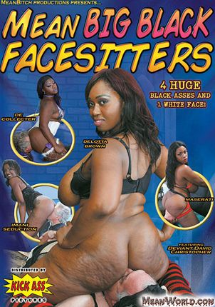 Straight Adult Movie Mean Big Black Facesitters