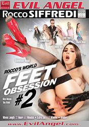 Straight Adult Movie Rocco's World Feet Obsession 2