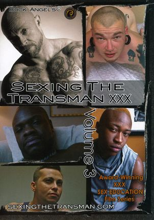 Gay Adult Movie Buck Angel's Sexing The Transman XXX 3