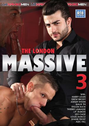 Gay Adult Movie The London Massive 3
