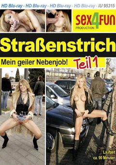 "Adult entertainment movie ""Strassenstrich: Mein Geiler Nebenjob"". Produced by MEGA-FILM."