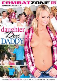 "Featured Category - Taboo presents the adult entertainment movie ""Daughter Does Daddy""."