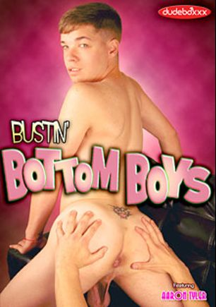 Bustin' Bottom Boys, starring Aaron Tyler, Tyler Copeland, Damon Richie and Brody Wilde, produced by Dudeboxxx.