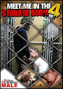 Meet Me In The Storage Room 4, starring JD and Jacob, produced by The Great Canadian Male.