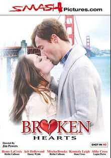 Broken Hearts, starring Remy LaCroix, Kennedy Leigh, Abby Cross, Logan Pierce, Richie's Brain, Mischa Brooks, Ash Hollywood, Danny Wylde and Dane Cross, produced by Smash Pictures.