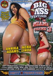 Straight Adult Movie Big Ass Ventures In Miami 3