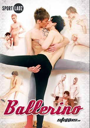 Ballerino, starring Alex Candy, Tristan Cane, Kamyk Walker, Connor Levi, Kai Alexander, Kyle Wilkinson and Lex Blond, produced by Staxus.
