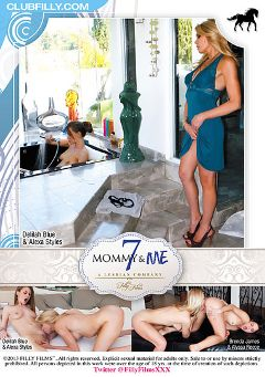 "Adult entertainment movie ""Mommy And Me 7"" starring Delilah Blue, Alexa Styles & Alyssa Reece. Produced by Filly Films."