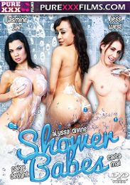 "Featured Studio - Purexxxfilms presents the adult entertainment movie ""Shower Babes""."