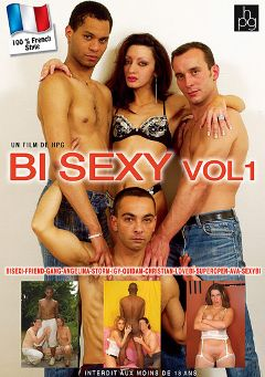 "Adult entertainment movie ""Bi Sexy"" starring Superopen, Quidan & Sexy Bi. Produced by HPG Production."