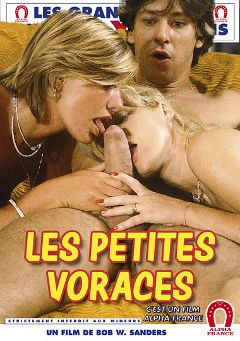 "Adult entertainment movie ""The Little Voracious - French"" starring Christine Clenne, Nadege Nadiegda & Fabienne Krystalle. Produced by ALPHA-FRANCE."